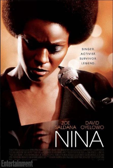 Zoe Saldana as NINA