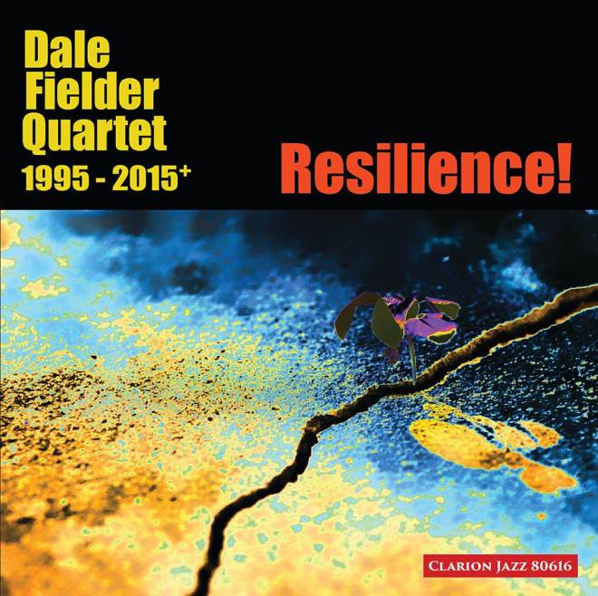 """ Fresh New Material"" from Saxophonist Dale Fielder"