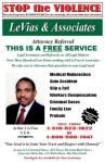 Levias & Associates ad page