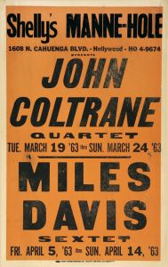 trane-and-miles-davis-poster