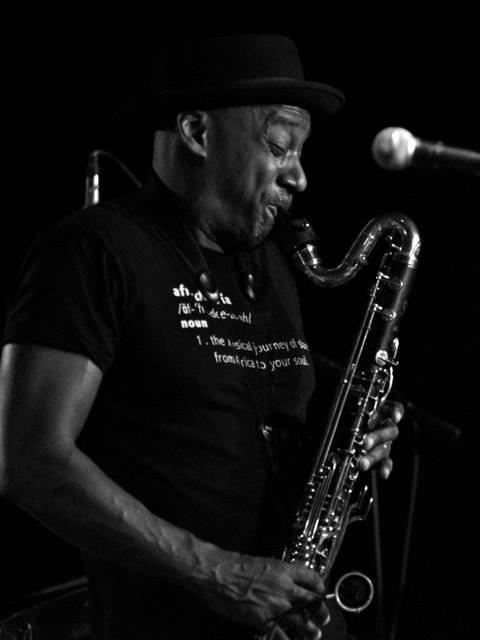 Marcus Miller on Bass Clarinet
