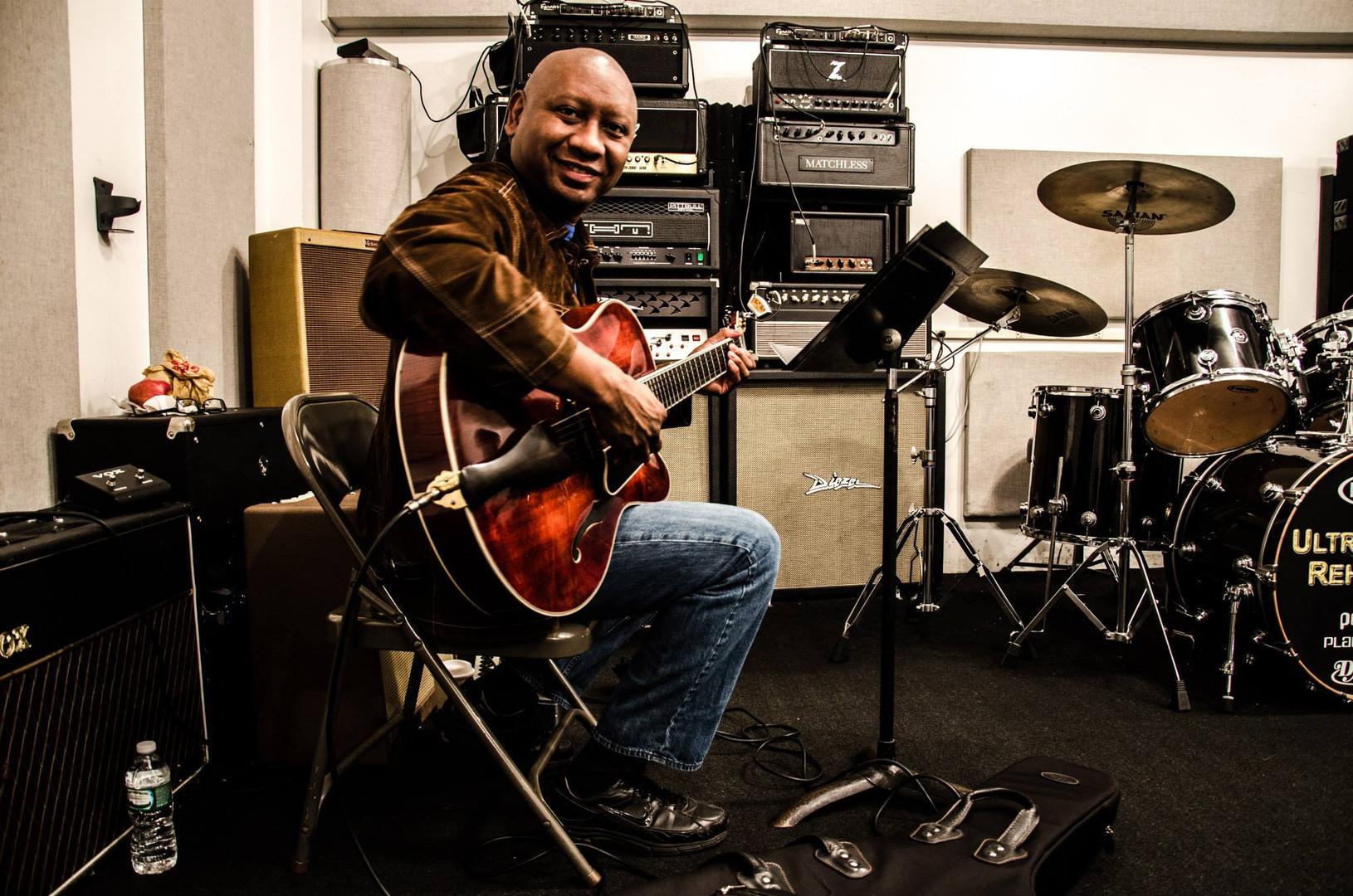 Image result for ron jackson jazz guitarist