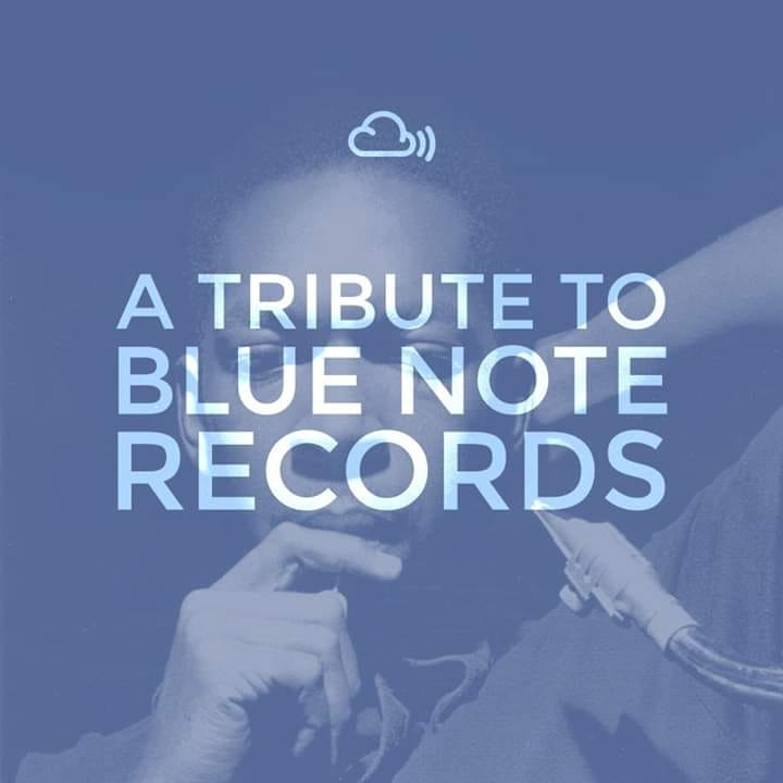 Blue Note Tribute Logo