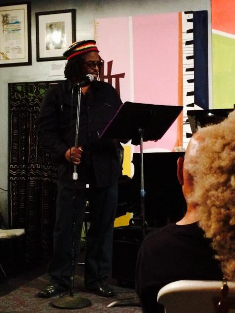 R J Carmack- Producer-Poet-musician-journalist